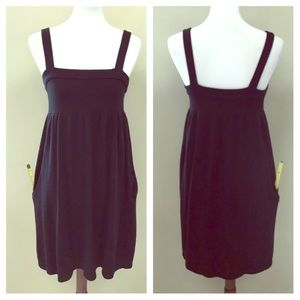 🌿GAP Comfy Sleeveless Pocket Dress